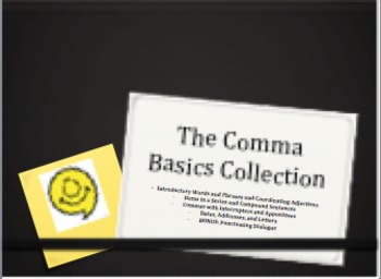 Comma Basics Collection