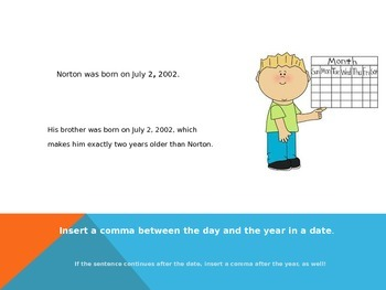 Comma Basics IV: Commas in Dates, Addresses, and Letters