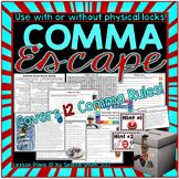 Comma Escape Room / Lock Box