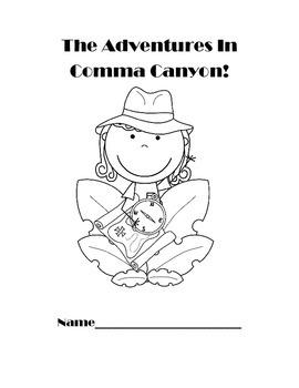 Comma Canyon