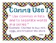 Comma Chaos Pack {Common Core Grades 1-3}