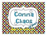 Comma Chaos Pack {Common Core Grades 1-3}