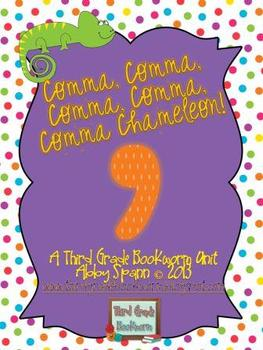 Comma, Comma, Comma, Comma, Comma Chameleon!