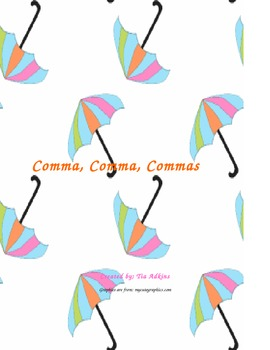 Comma, Comma, Commas