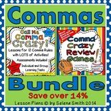 Commas Bundle for Middle School and High School Students