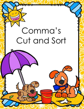 Comma Cut and Paste