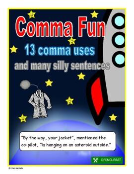 Comma Fun