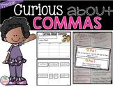 Comma Lesson Freebie