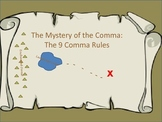 Comma PowerPoint: Comma Mystery