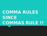 Comma Notes