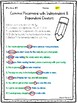 Comma Placement with Independent and Dependent Clauses (3 Practice Worksheets)
