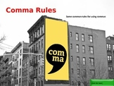 Comma Rules