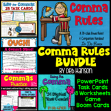 Comma Rules: A Bundle of Activities