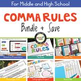 Comma Rules Bundle