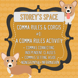Comma Rules & Corgis #1