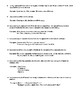 Comma Rules, Review Worksheet #3, and Detailed Answer Key