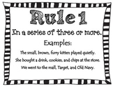 Comma Rules Station Starter