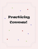 Comma Rules and Worksheets