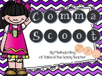 Comma Scoot Jr.