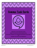 Comma Task Cards