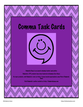 Comma Teach and Reach Bundle
