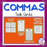 Comma Usage Task Cards