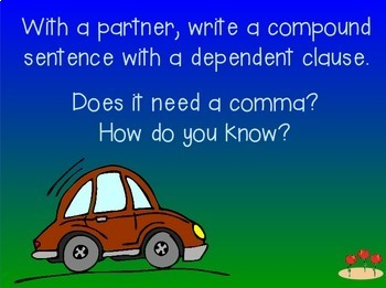 Compound Sentences Powerpoint