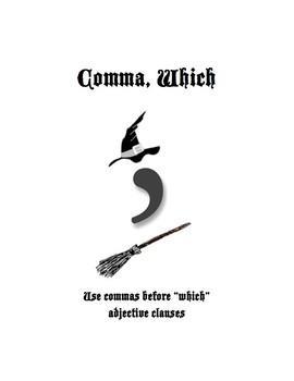 Comma Which