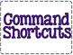 Command Shortcuts for Mac