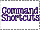 Command Shortcuts for Mac