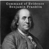 Command of Evidence Lesson using Benjamin Franklin's Autobiography