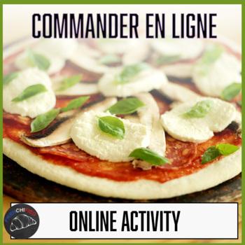 Commander en ligne - ordering food online