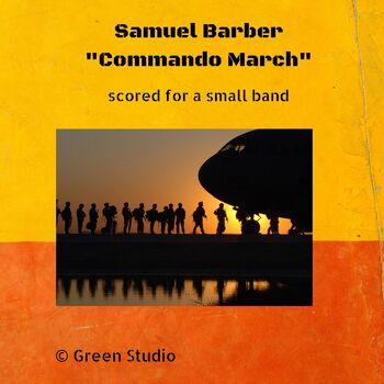 Commando March SBarber/arr. TGreen