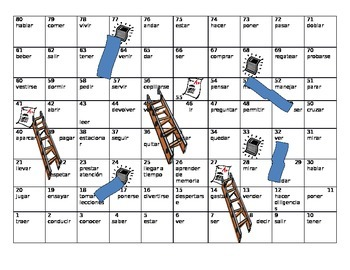 Commands Chutes and Ladders
