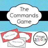 Commands Game
