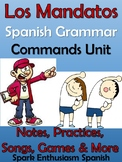 Commands Packet in Spanish/ Los Mandatos