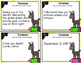 Commas Task Cards (Commas in a Letter & Commas in a Series for L.2.2.B