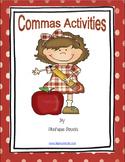 Commas Activities