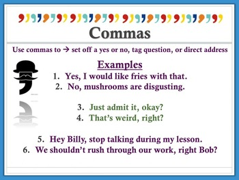 Commas & Correlative Conjunctions