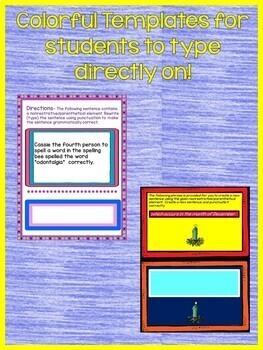 Commas | Google Classroom Activities | L.6.2.a