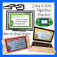Capital Letters Digital Task Cards for Google Drive