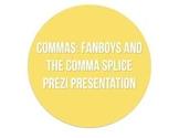 Commas: FANBOYS and the Comma Splice