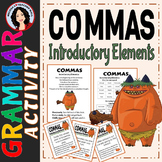 Commas Introductory Elements