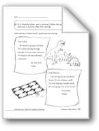 Commas: Letter Writing