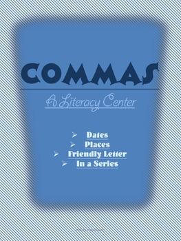 Commas Literacy Center