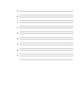 Commas Study Guide