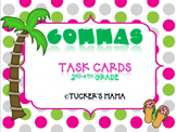 Commas Task Cards common core