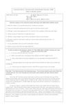 Commas With Subordinate Clauses Practice Worksheet