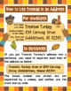 Commas in Addresses and Quotations Thanksgiving Edition