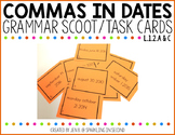 Commas in Dates Scoot